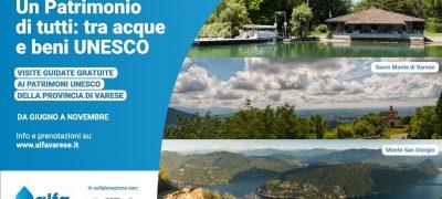 Un Patrimonio di tutti - tra acque e beni UNESCO