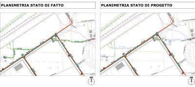Planimetria lavori Alfa Varese